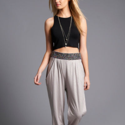Glitz Waistband Trousers