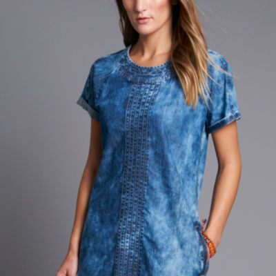 Bith Denim Dress