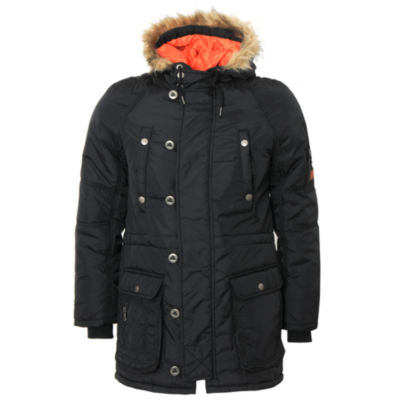 Rivington Denim Force Parka