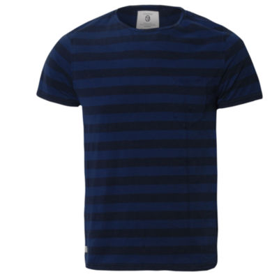 Rivington Overdye Striped T Shirt