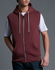 Rivington Sleeveless Freemont Hoody