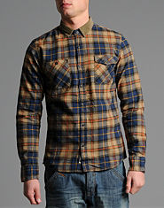 Rivington Brushed Check Shirt