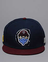 CAYLER AND SONS Game Over Snapback Cap