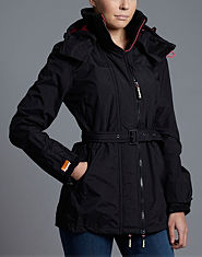 Superdry Pop Belted Windcheater