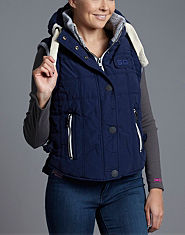 Superdry Patrol Hooded Gilet