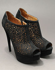 Kitsch Couture Laura Shoe Boots