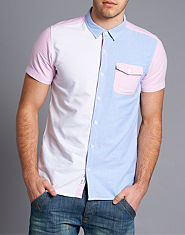 Nanny State Colour Block Shirt