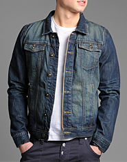 Rivington Selvedge Denim Jacket