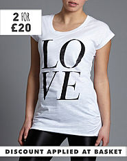 Ribbon Love T-Shirt