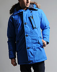 G-STAR Mountain Hooded Parka