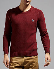 G-STAR Preppy Oxford Knit Jumper