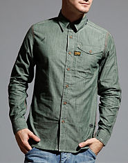 G-STAR Chambray Shirt