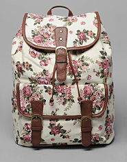 Bank Floral Backpack