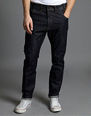 Fenchurch Rella Selvedge Carrot Jeans