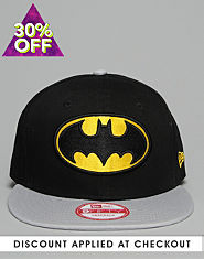 New Era 9FIFTY Superhero Snapback Cap