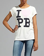 Pauls Boutique I Heart PB T-Shirt