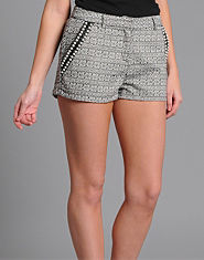 Lipsy Tweed Shorts