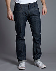 G-STAR New Radar Selvedge Straight Leg Jeans