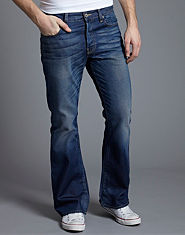 G-STAR 3301 Stack Boot Cut Jeans