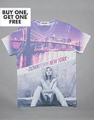 Outcast City Girl T-Shirt
