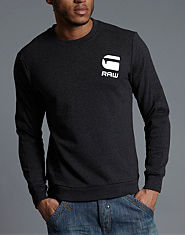 G-STAR Carvell Logo Sweat