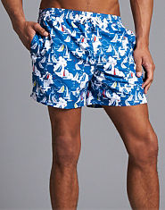 Outcast Monaco Boat Swim Shorts
