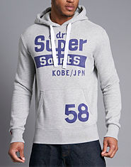 Superdry Saints Tin Tab Hoody