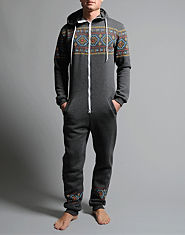 Outcast Tribal Aztec Onesie