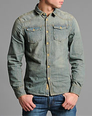 Rivington Tufnell Denim Shirt