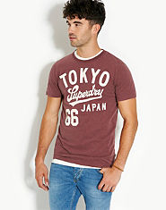 Superdry Ballpark Entry T-Shirt