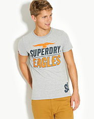 Superdry Red Eagle T-Shirt