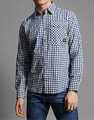 G-STAR Checked Courier Barren Shirt