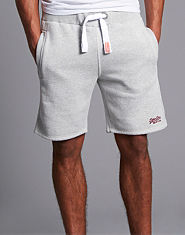 Superdry Orange Label Fleece Shorts