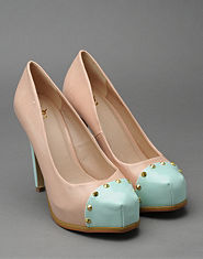 Kitsch Couture Tammy Heels