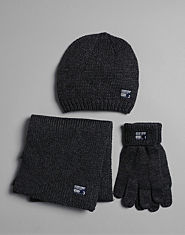 Superdry Super Knit Gift Set