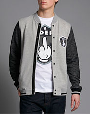 Fenchurch Riders Varsity Jacket