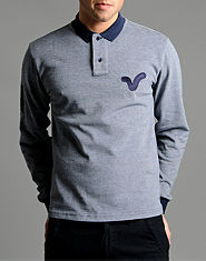 Voi Jeans Timdham Twisted Polo