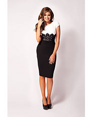 Jessica Wright Ivy Pencil Skirt Dress