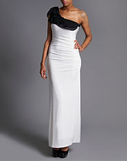 Lipsy One Shoulder Maxi Dress