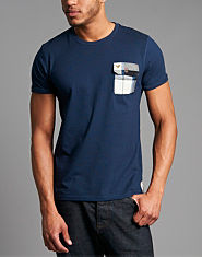 Voi Jeans Heaven Pocket T-Shirt