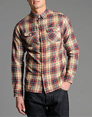 Rivington Finkle Checked Shirt