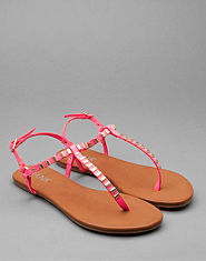 Bank Toe Post Sandals