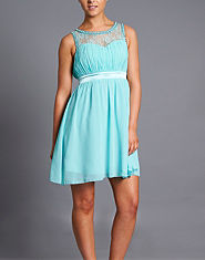 Little Mistress Jewel Babydoll Dress