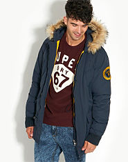 Superdry Everest Coat