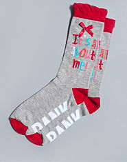 Bank All About Me Socks