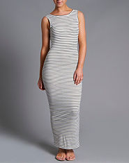 Glamorous Stripe Maxi Dress