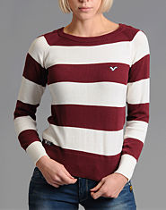 Voi Jeans Pari Striped Jumper