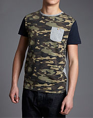 Rivington Camo Horrock T-Shirt