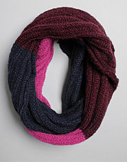 Bank Colour Block Snood