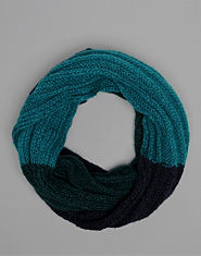 Bank Dip Dye Snood